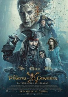 Piraci z Karaibów : Zemsta Salazara - Pirates of the Caribbean : Dead Men Tell No Tales (2017) [Blu-Ray] [Pal] [Dubbing]