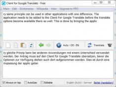 Client for Google Translate Pro 6.2.620 (x32/x64)[ENG] [Patch]