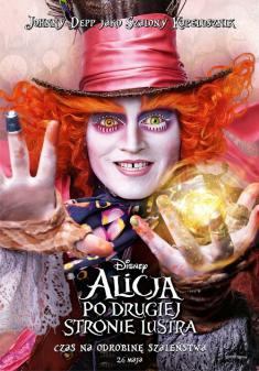 Alicja po drugiej stronie lustra / Alice Through The Looking Glass (2016) 720p.HDTC.X264. / Lektor PL [IVO]