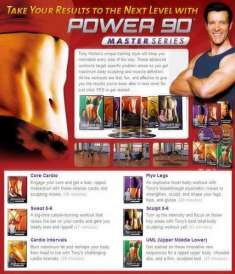 Power 90® and Power 90 Master Series®  - Tony Horton [DVD5] [ENG]
