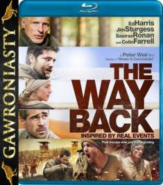 Niepokonani - The Way Back *2010* [480p.BRRiP.XviD.AC3-LTS] [Lektor PL]