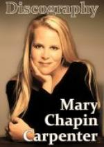 Mary Chapin Carpenter - Discography (1987-2018) [MP3@320]