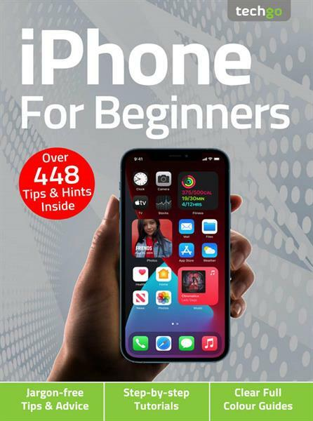 Techgo iPhone For Beginners - 5rh ed. 2021 [ENG] [PDF] [sfpi] [FIONA9]