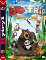 Panda i Banda - The Big Trip (2019) [WEB-DL] [XviD] [MPEG-KiT] [Dubbing PL]