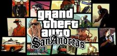 Grand Theft Auto: San Andreas 1.08 GTA SA [ENG] [.apk]
