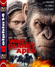 Wojna o PLanetę małp / War for the PLanet of the Apes (2017) [720p] [HC] [HDRip] [XviD] [AC3-D14] [Lektor PL IVO]