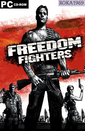 Freedom Fighters [v.1.0.1] *2003* [ENG-PL] [REPACK R69] [EXE]