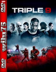 Psy mafii - TriPLe 9 *2016* [720p] [BluRay] [AC3] [x264-KiT] [Lektor PL]