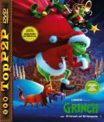 Grinch / The Grinch (2018) [BRRip] [XviD] [AC3-SnOoP] [Dubbing PL]