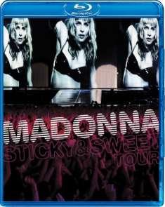 Madonna-Sticky & Sweet Tour (2010)[BRRip 1080p x264 by alE13 AC3/DTS] [ENG]