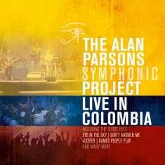 The Alan Parsons Symphonic Project - Live In Colombia (2016)[BRRip 1080p x264 by alE13 AC3/DTS] [ENG]