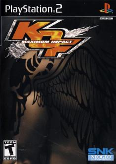 King of Fighters: Maximum Impact [NTSC] [ENG]