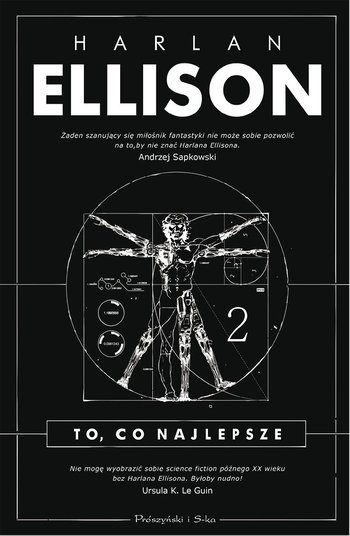 Harlan Ellison - To, co najlepsze. Tom 2 [PL] [PDF, MOBI, EPUB, AZW3] [FIONA9]