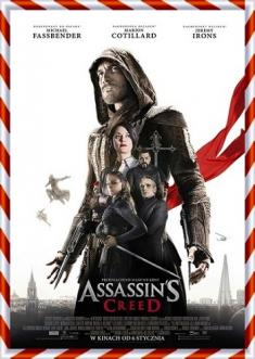Assassins Creed *2016* [HD] [CAM.XviD-NAKRO] [ENG]