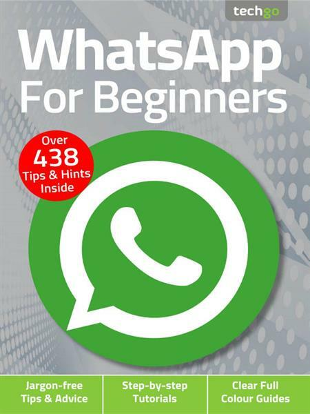 TechGo WhatsApp For Beginners – 5th Edition 2021 [ENG] [PDF] [sfpi] [FIONA9]