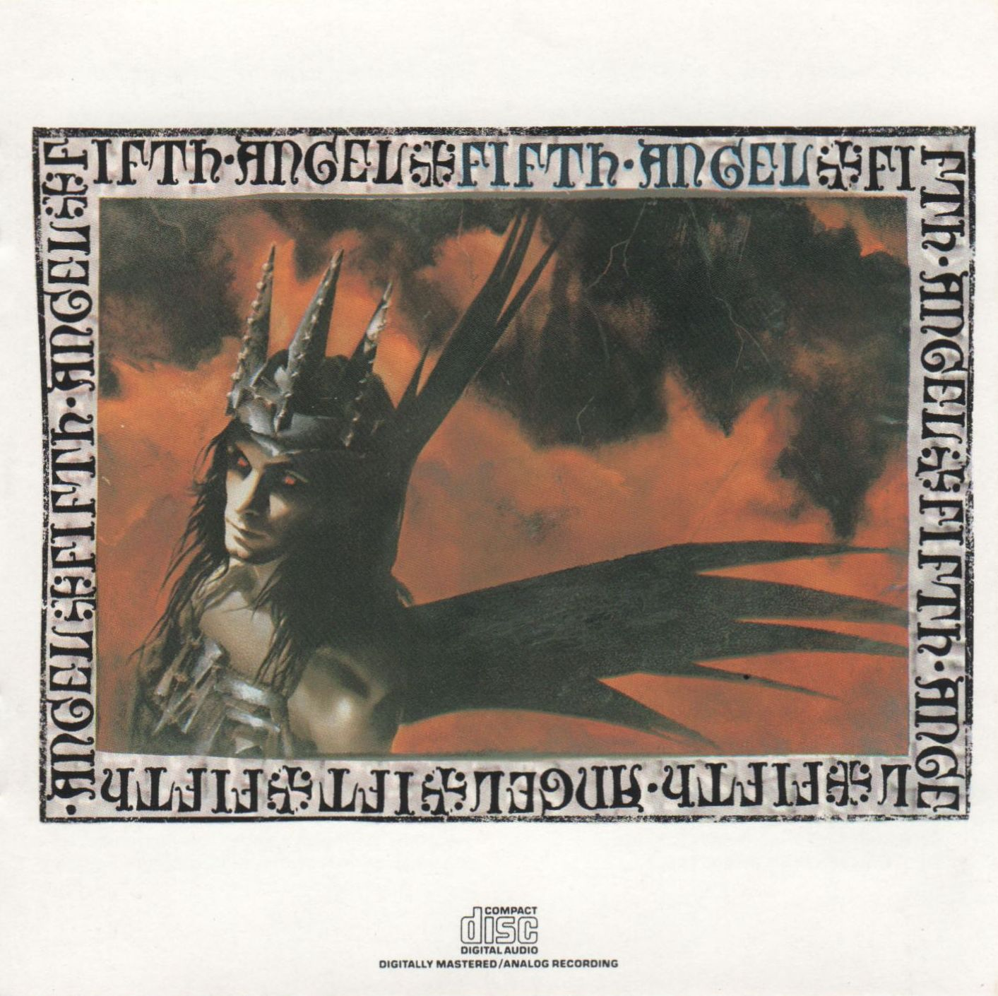 FIFTH ANGEL - FIFTH ANGEL (1986/1988) [FLAC] [FALLEN ANGEL]