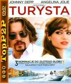 Turysta / The Tourist (2010) [480p] [BDRip] [x264-KiKO] [Lektor PL]