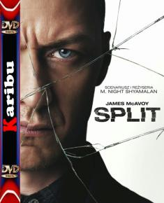 SPLit (2016)[720p] [BluRay] [x264] [DTS-KiT] [Lektor PL]