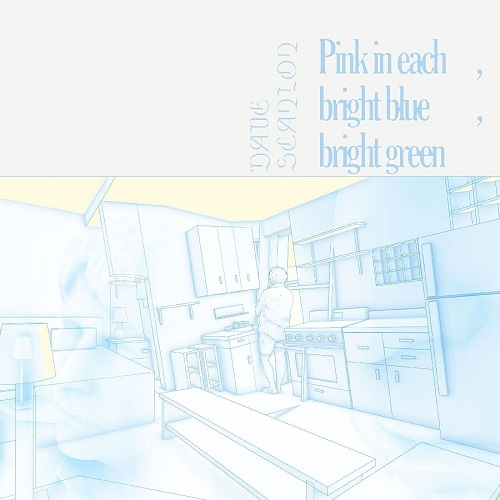 Dave Scanlon - Pink in each, bright blue, bright green (2021) [Flac]