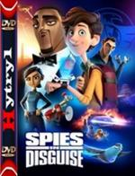 Tajni i fajni - Spies in Disguise (2019) [BDRip] [XviD] [MPEG-KiT] [Dubbing PL]