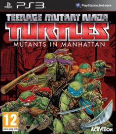 Teenage Mutant Ninja Turtles: Mutants in Manhattan [USA] [ENG]