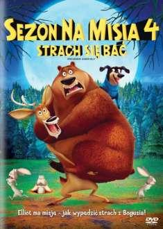 Sezon na misia 4: Strach się bać - Open Season: Scared Silly (2015) [720p.BluRay.x264.AC3.5.1-B89] [Dubbing PL]