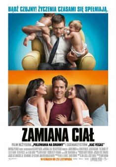 Zamiana Ciał - The Change-Up (2011) [DVDRip] [RMVB] [Lektor PL] [D.T]