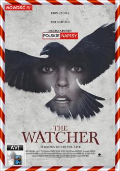 The Watcher *2016* [WEBRip] [XviD-KRT] [Napisy PL] [zibi6248]