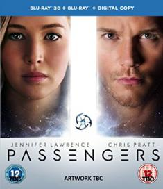 Pasażerowie-PassENGers 3D (2016)[BDRip 1080p x264 by alE13 AC3/DTS] [Napisy PL/ENG/Multi Sub] [ENG]