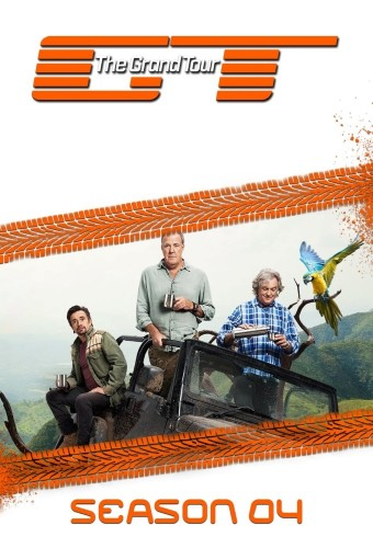 The Grand Tour *2019-2020* [S04] [720p] [AMZN] [WEB-DL] [X264] [AAC] [Lektor PL]