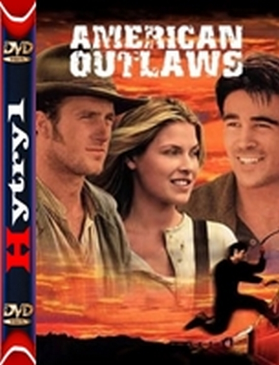 Bandyci - American Outlaws (2001) [720p] [HDTV] [XViD] [AC3-H1] [Lektor PL]