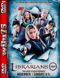 Bibliotekarze - The Librarians US [S02E04] [480p] [WEB-DL] [AC3] [XviD-Ralf] [Lektor PL]
