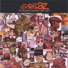 GORILLAZ - THE SINGLES COLLECTION 2001-2011 (2011) [WMA] [FALLEN ANGEL]
