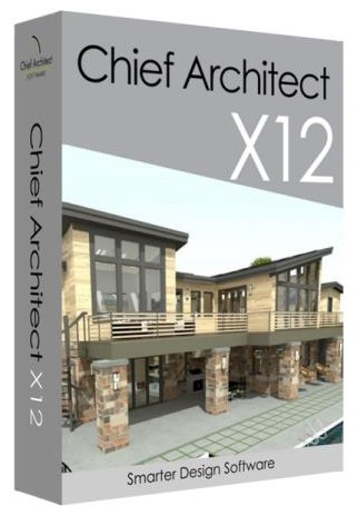 Chief Architect Premier & Interiors X12 v22.3.0.55 - 64bit [ENG] [Crack] [azjatycki]