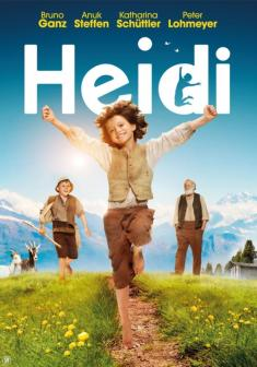 Heidi (2015) [BDRip] [XviD-KiT] [Lektor PL]