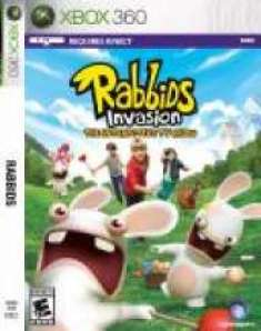 Rabbids Invasion: The Interactive TV Show [RF] [ENG] [XGD2]