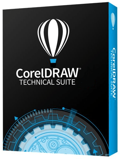 CorelDRAW Technical Suite 2020 v22.1.0.517 - 64bit [PL] [Crack Brain] [.iso] [azjatycki]