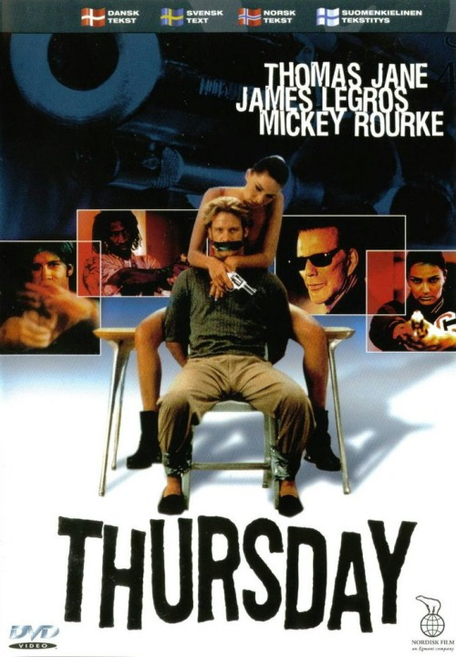 Czwartek - Thursday (1998) [DC] [[m1080p] [BluRay.x264-DENDA] [AC-3] [Lektor PL]