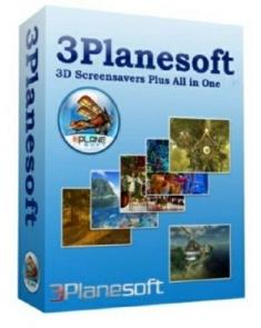 3PLanesoft - 3D Screensaver and Animated Wallpaper Pack [RUS] [Cracked by Vovan666] [RePack by BELOFF]