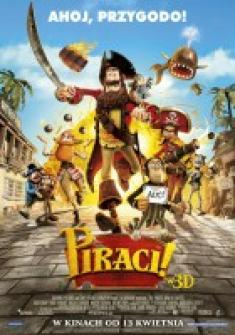 Piraci-The Pirates! In an Adventure with Scientists! *2012*( 2160p.) ( BLuRay X 264.AC3.5.1) (Dubbing PL.)