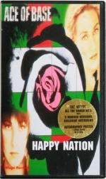Ace Of Base - Happy Nation (vhs to dvd)-('1994)