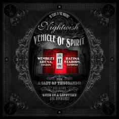 Nightwish - Vehicle of Spirit [Live EP] (2016) [.m4a]
