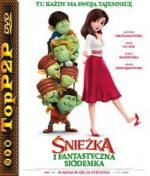 Śnieżka i Fantastyczna Siódemka / Red Shoes and the Seven Dwarfs (2019) [MD] [1080p] [HDRip] [x264-KiT] [Dubbing PL]
