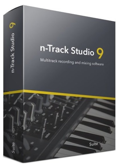n-Track Studio Suite 9.1.1 Build 3647 - 32bit & 64bit [ENG] [Crack UZ1] [azjatycki]