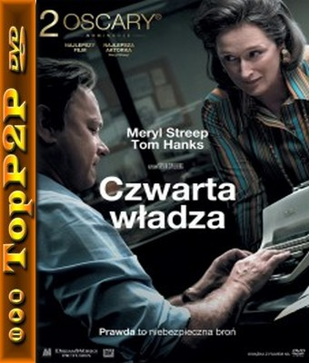Czwarta władza / The Post (2017) [BDRip] [XviD-KiT] [Lektor PL]
