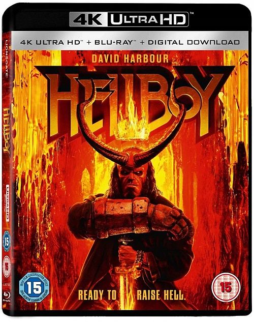 Hellboy (2019) [BluRay] [4K] [2160p] [HEVC] [H265] [Custom Audio DTS 5.1 PL] [Lektor PL] [Spedboy]