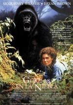 Goryle we mgle - Gorillas in the Mist: The Story of Dian Fossey (1988) [DVDRip.XviD] [Lektor PL] [patriota]