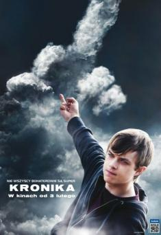 Kronika - Chronicle (2012) [DVDRip] [RMVB] [Lektor PL] [D.T]