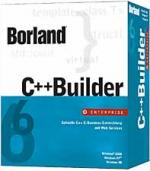 Borland C++ Builder 6 Enterprise Edition (2 CD)