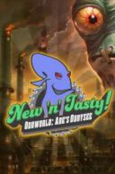 Oddworld: Abe's Oddysee New N' Tasty *2015* [Multi10-PL] [FAIRLIGHT] [ISO]